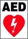 AED Heart Start Defibrillator - Marco Polo Land Campgrounds and Inn