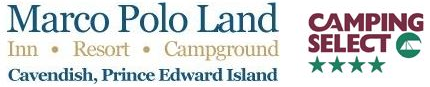 Marco Polo Land Campgrounds and Inn Logo