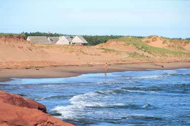 Cavendish Beach - Marco Polo Land, PEI