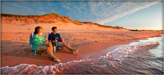 Cavendish Beach Rental